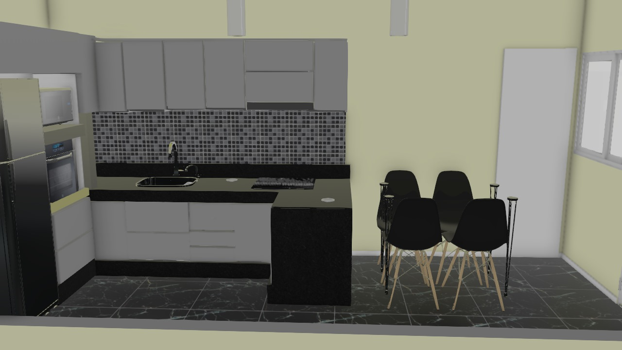 Cozinha Belissima