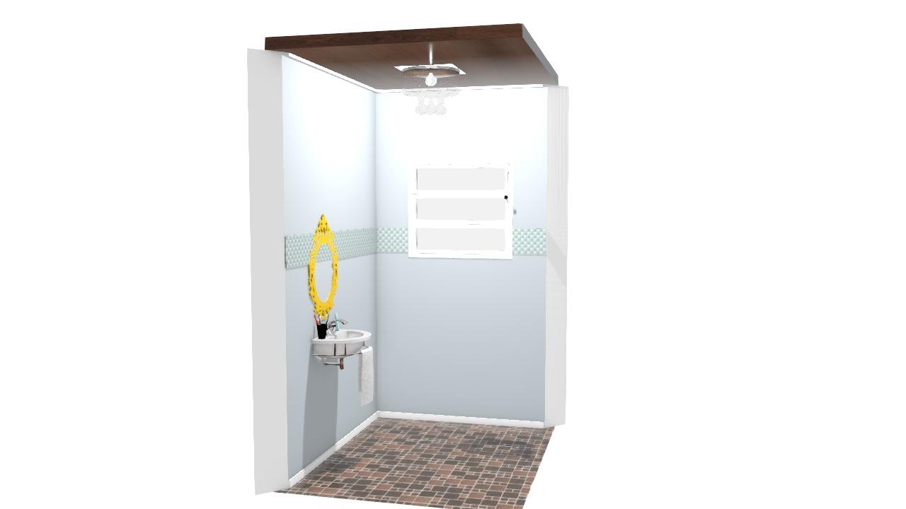 Meu projeto no Mooble banheiro 1
