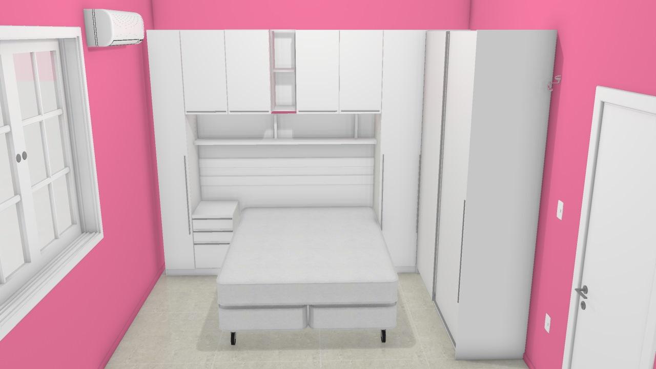 Sr Edson e Carmem - Dormitório Filha Julia 1