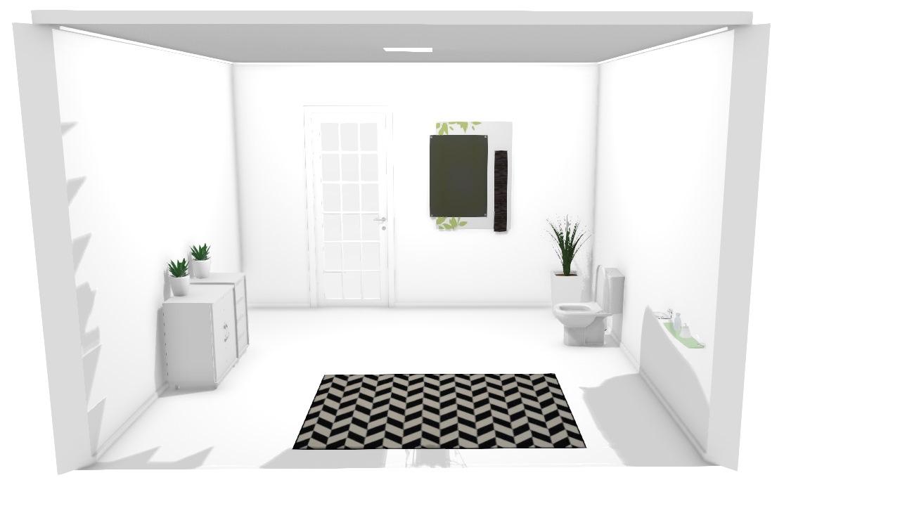 casa de banho do caseiro