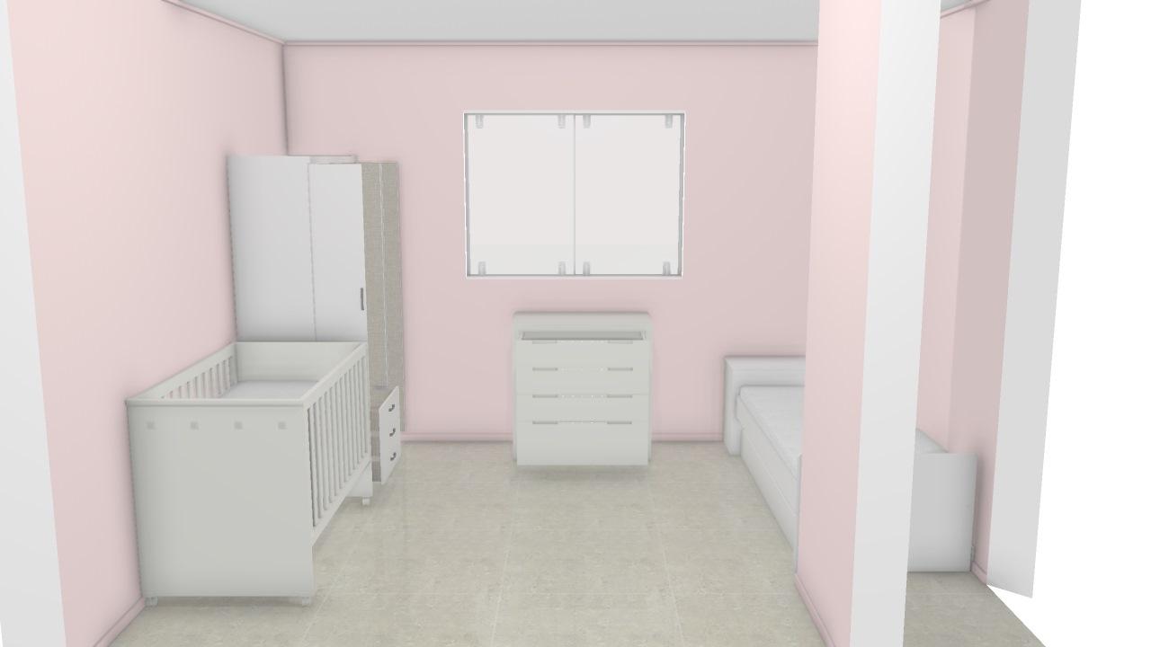 Claudineide dormitório