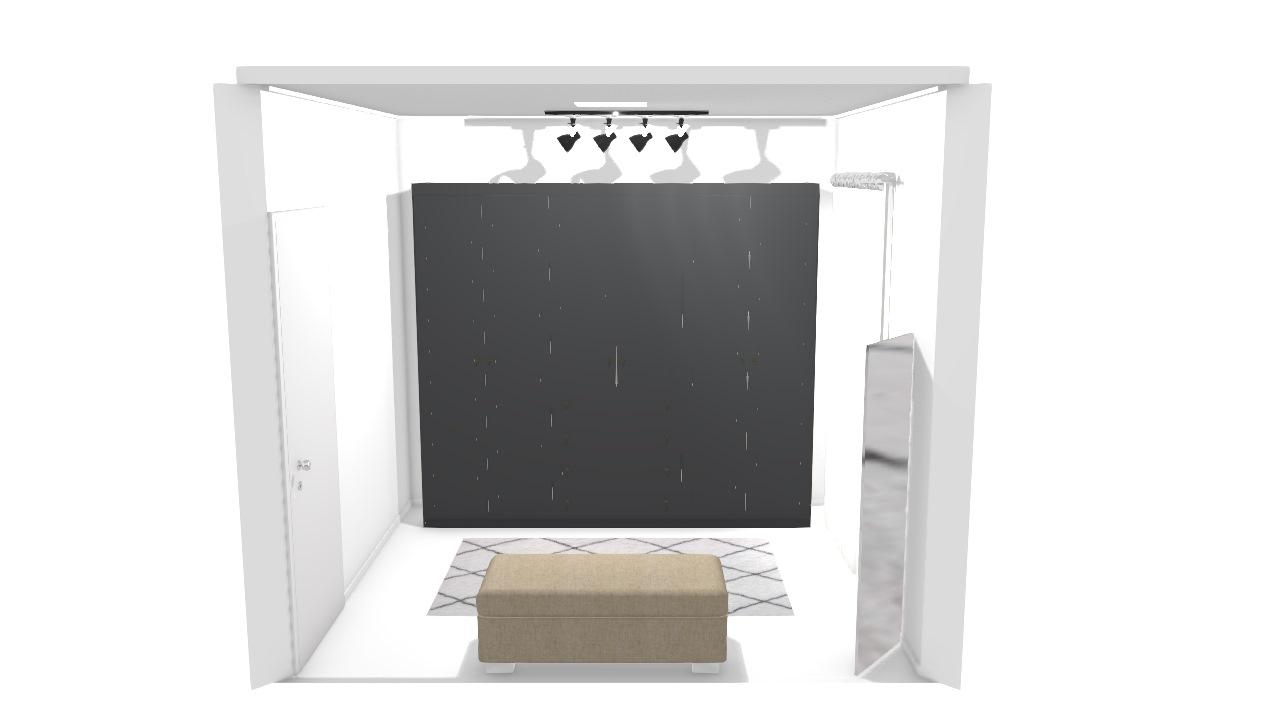 Meu projeto closet - guarda roupa branco