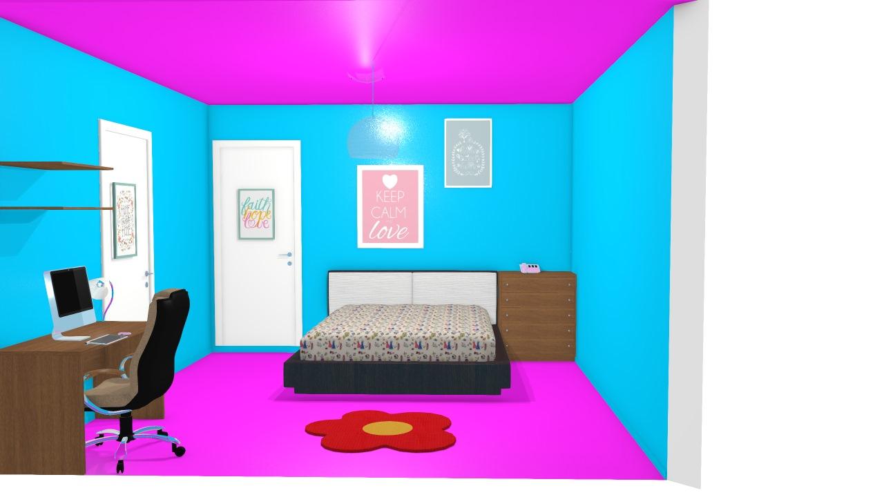 quarto da Manu