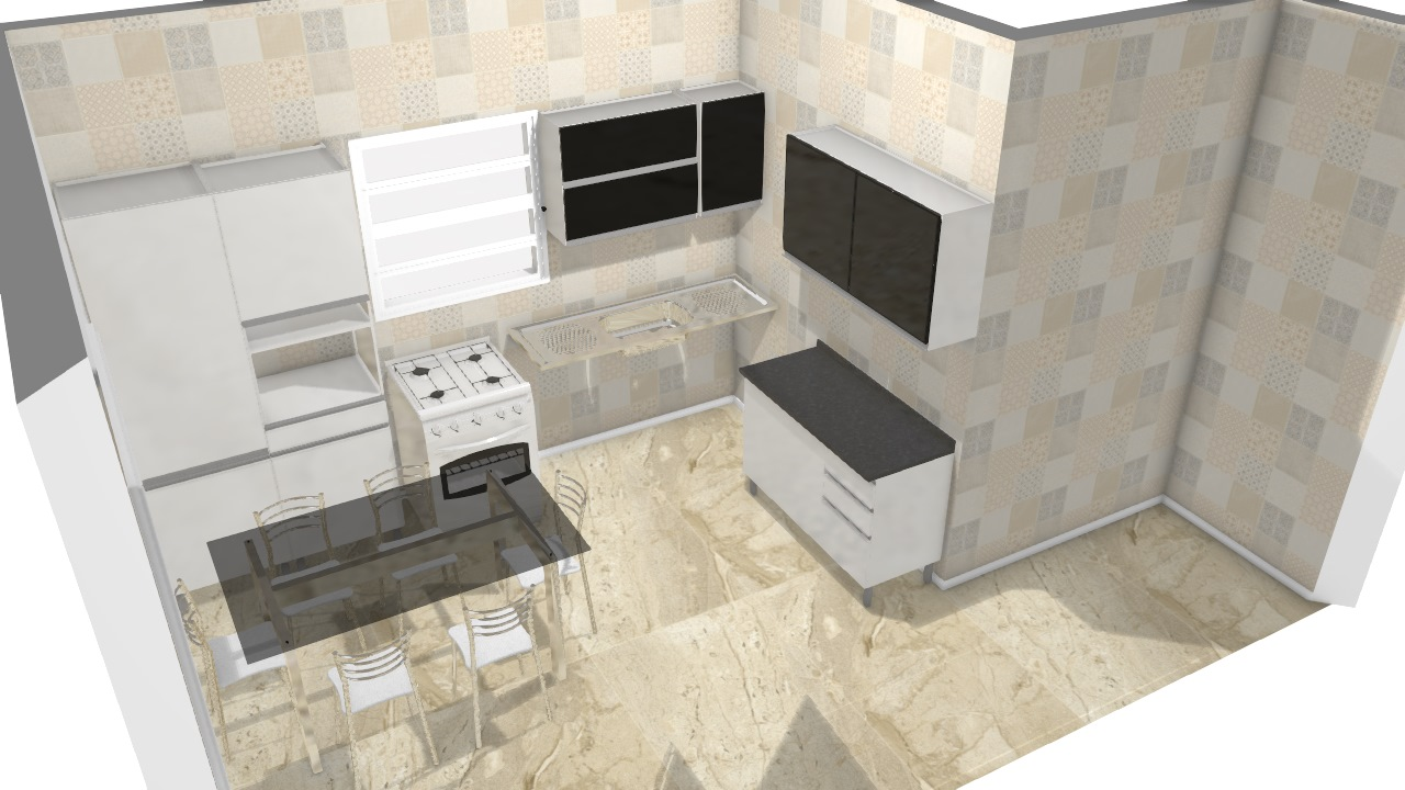 Cozinha Jemima 4