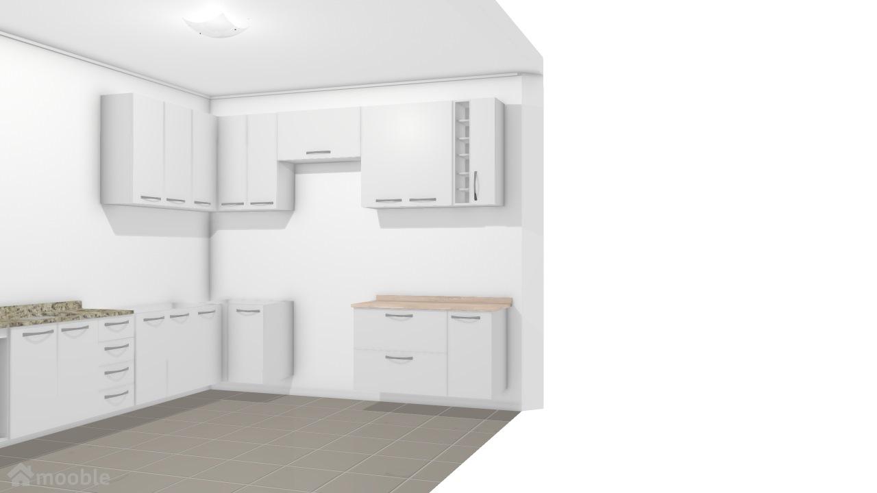 primeira cozinha