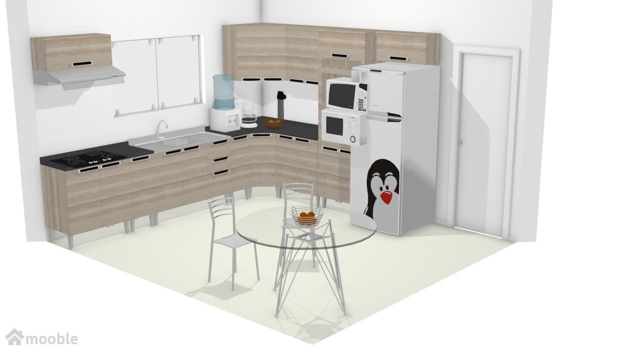 Cozinha paty