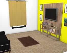 sala confortavel pequena
