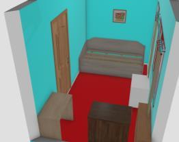 Meu quarto reformado