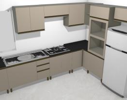Projeto Renato - cozinha