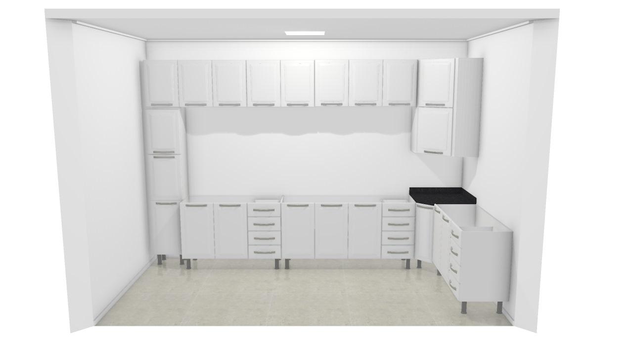 cozinha aço 265