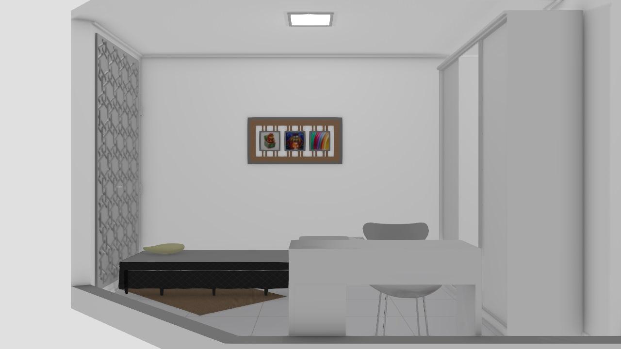 quarto de sabrina