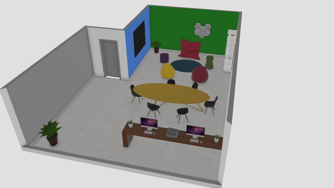 Sala Inovação FISC