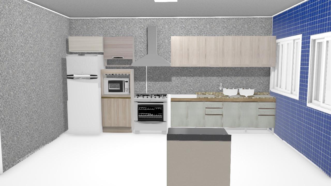 Nova Cozinha Boiuna II