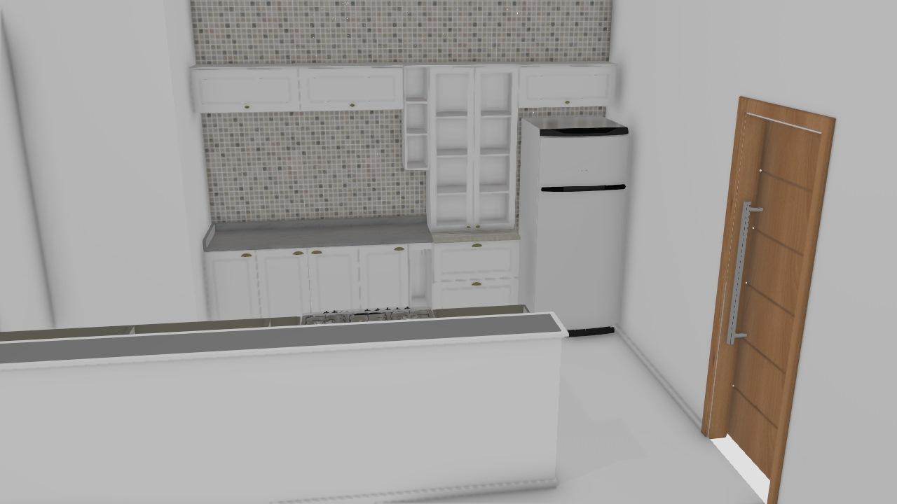 Projeto cozinha Henn Kristian