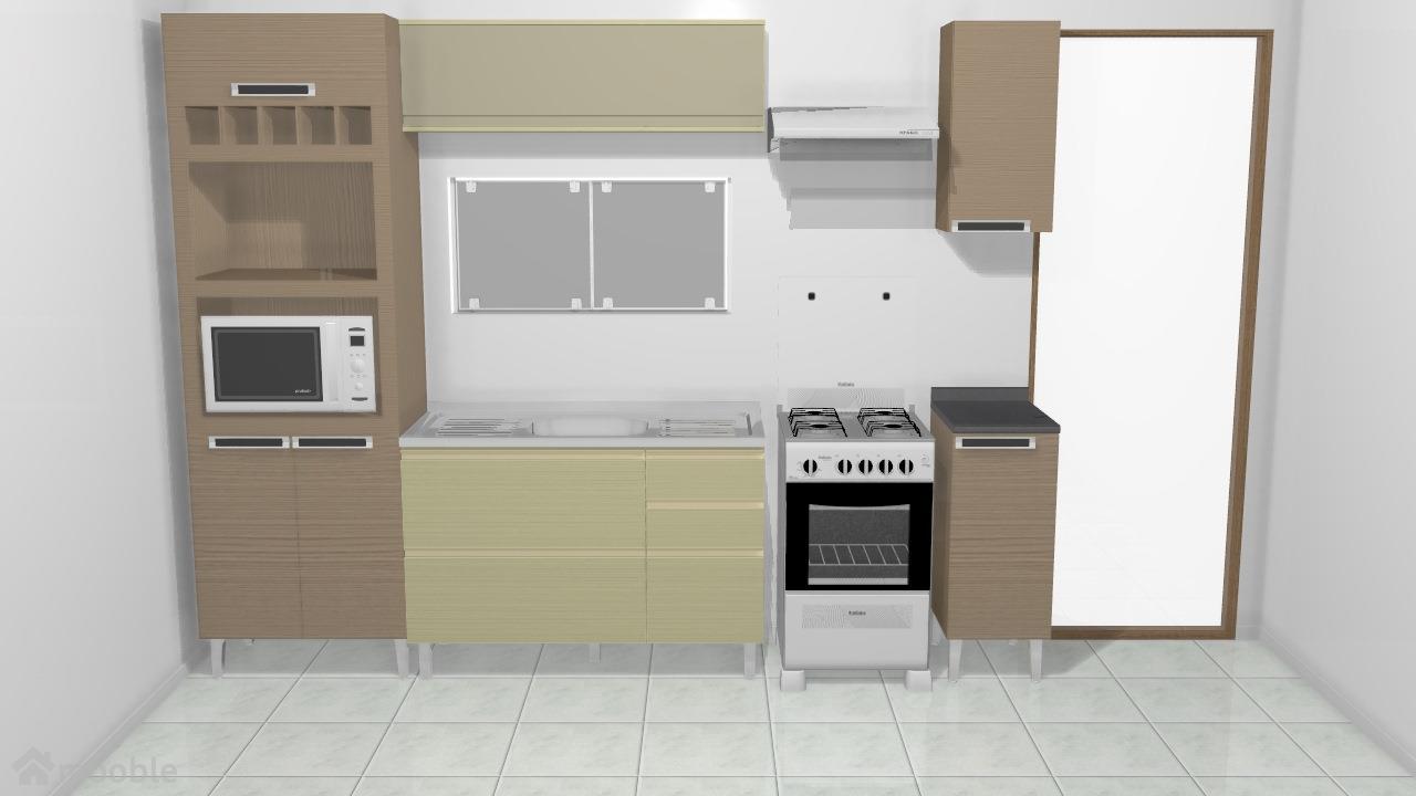 Cozinha Vivace e Belissima 1