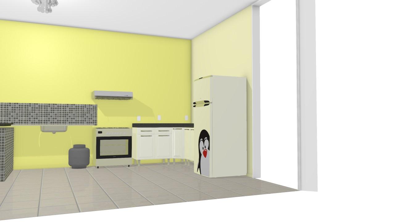 Cozinha novo projeto