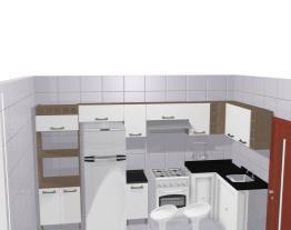 cozinha aprovada de Erlanio