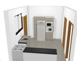 cozinha Allan/Jessica - tapira