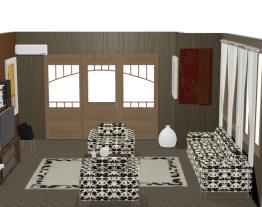 Sala Casa de Praia