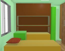 meu quarto real armario
