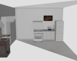 Casa Lucas Cozinha