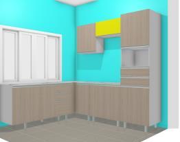 cozinha 2,50x2,38