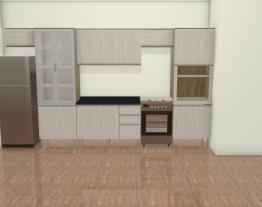 Cozinha gourmet Frey