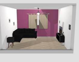 minha casa sala de estar
