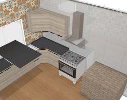 Cozinha Clecio e Sai 01