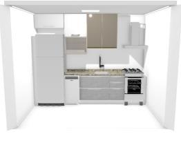 Meu projeto no Mooble cozinha