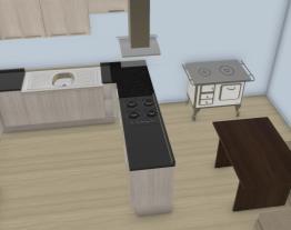 Revitalização sala/conzinha conceito aberto