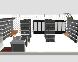 Layout for grocery