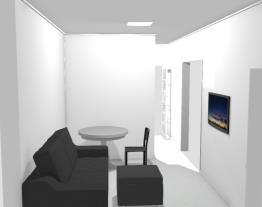 Projeto Cozinha+Sala