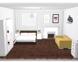 quarto de visita