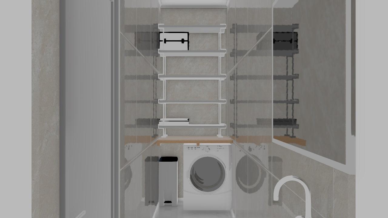 wc / lavandaria