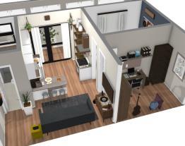 Ap 35 m2 metrocasa
