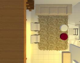 Sala conjugada com varanda 3
