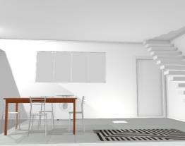 Cozinha/sala reformulação