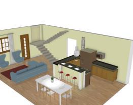 Área Cozinha/ Salas final