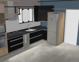 cozinha marcenaria