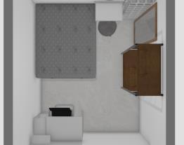 Projeto Quarto Ape Curicica armario