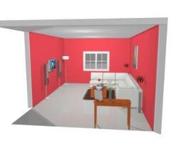 Essencial Bella - parede rosa4