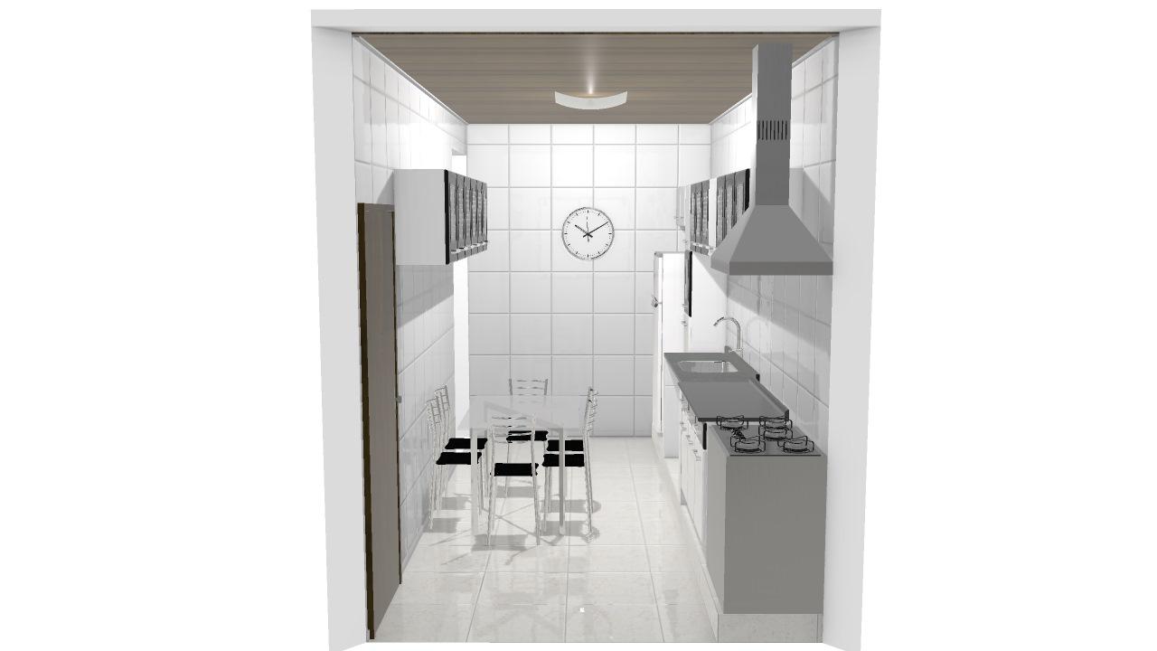Modelo de Cozinha 2 Rogéria