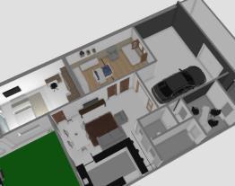 2020.11 - Quintal Maior com banheiro no meio - Cozinha na esquerda e sem porta