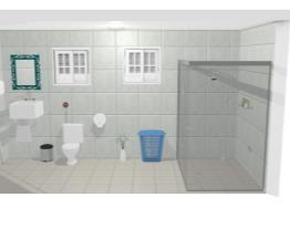 Meu banheiro do quarto