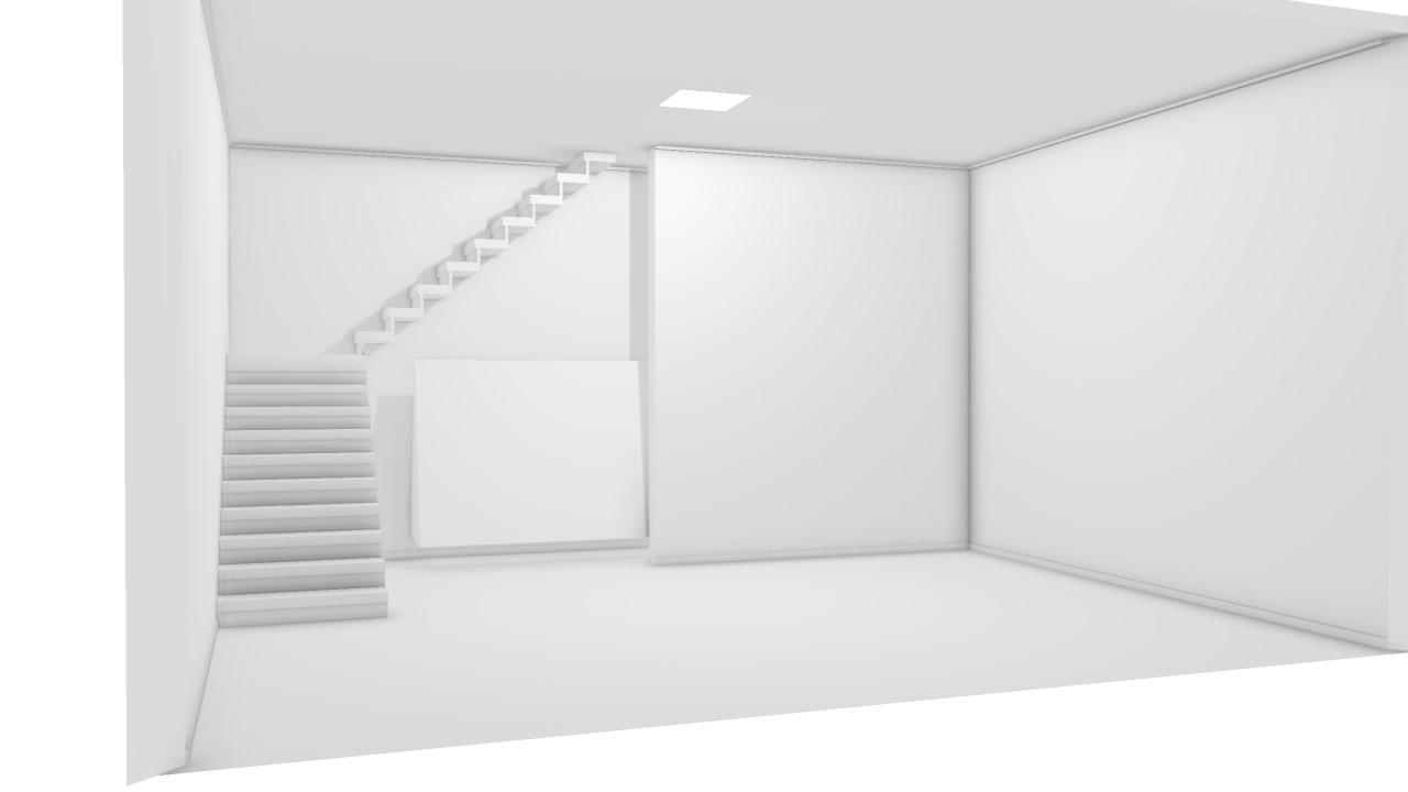 Meu projeto no Mooble closet na sala casa venha bb
