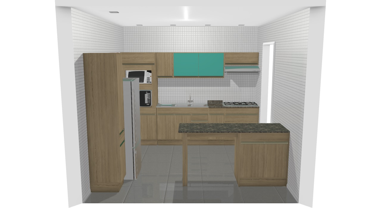 cozinha da clarice