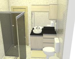 Nády - Banheiro Karina