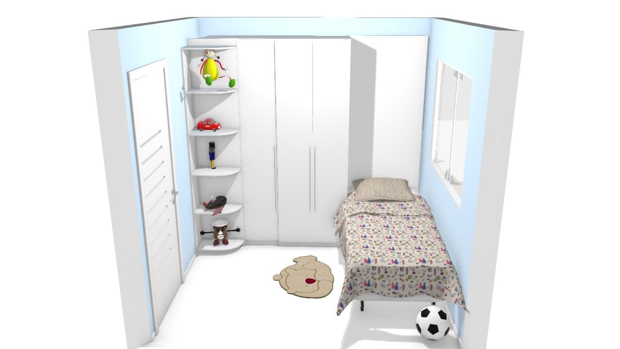 quarto infantil Grauciele