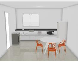 Cozinha Casa Condomínio